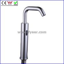 Grifo de lavabo automático con grifo de sensor de manos libres solo frío (QH0148)