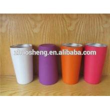 eco-friendly printed low price hot outdoor 14 oz ceramic coffee mugs