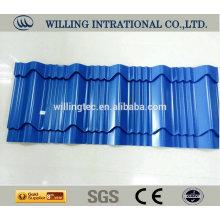 metal zinc roof sheet cutting price hot saled china