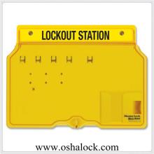 LOTO Safety Lockout Station Center