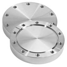 "Class1500 Blind Flange 2 ""Tapped 1/2"" NPT"