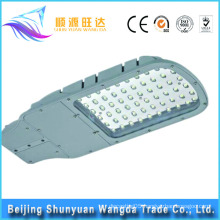 Aluminum alloy shell SKD/CKD LED Solar Street Light lamp parts