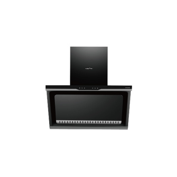 Black Glass Range Hoods