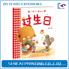 China supplier magazine printing promotional fiction fairy tale story book for kids in wholesale