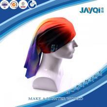 Pañuelo de cabezales de poliéster colorido