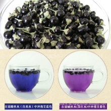 Mispel USDA Nof organische schwarze Goji Beere