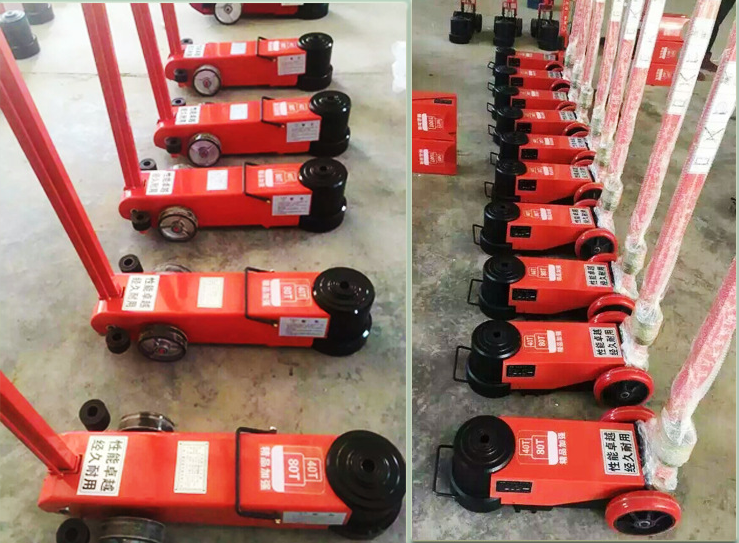 80 ton hydraulic jacks