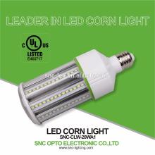 Meilleure vente lumière de maïs IP64 LED / ampoule de maïs UL 20W LED / Ampoule de maïs épi E26 LED