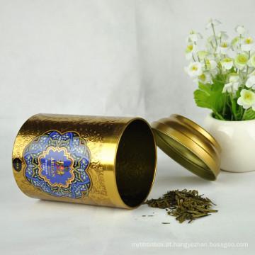 Bolo de glicose redonda de qualidade para alimentos Tin Tin Tin Custom Tins Wholesale