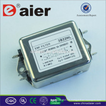 Emi ifi filtro 220v emi línea de alimentación filtro electromagnético