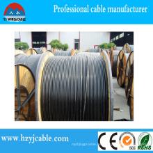 Wooden Drum Package 0.6 / 1kv XLPE Stromkabel von Ningbo / Shanghai Port