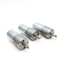 geard dc motor GM25-370CA dc gear motor with encoder 12v mini gear motor