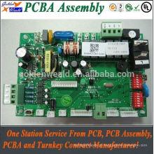 Projeto pcba eletrônico prototipagem a laser pcb com Cree LED FR4 94 v0 material de base pcb pcb montagem pcba