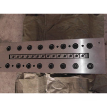 Plastic Extrusion Mould/Die Head for Cabinet and Furniture Board