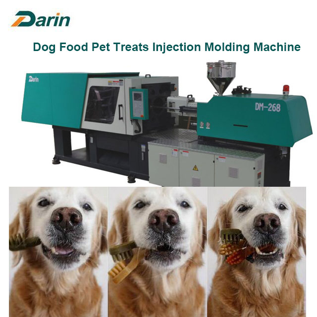 27 Injection brush treats machine