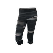 Capris de femmes de compression de mode (JAP-138)