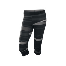 Hot Sexy Compression Women Capris Army Style (JAP-137)
