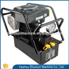 ZHH-700S hydraulische Hand elektrische Kolben-Benzinpumpe