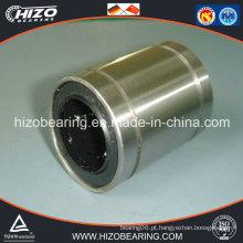 Fábrica original do rolamento de China do tamanho linear linear do rolamento (LMF (/ K / H) 20/25/30/35/40/50 / 60LUU)