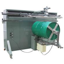 Máquina giratória não padronizada da impressora da tela do cilindro de óleo do cilindro do pneumático de TM-Mk