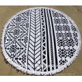 Heißer Verkauf billig 100% Baumwolle Australien Mandala Runde Badetuch auf Lager BT-092 Großhandel China-Lieferant