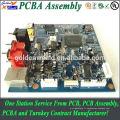 Assemblée de pcb de comprimé Tablette de commande ferme pour l'assemblée de carte PCB