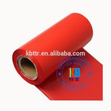Ruban d'imprimante de résine de couleur d'impression de label de PVC de sécurité de sécurité