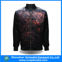 China Clothes Wholesale Popular Fleece Jacket with High Quality