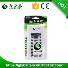Geilienergy GLE-808 ni-cd ni-mh AA AAA 8 ranuras cargador de batería automático
