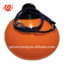 Doca flutuante usada do pára-choque do poliuretano