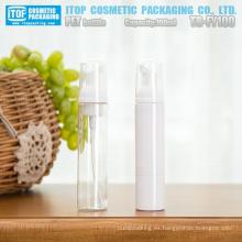 Serie TB-FY 60ml 80ml 100ml buena calidad color personalizable delgado y alto popular y clásico redondo pet botella de espuma