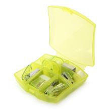 Büro-Mini-Schreibwaren-Set mit Kunststoffbox