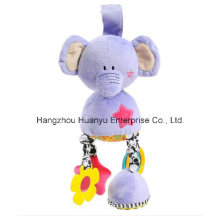 Fábrica de fornecimento de bebê Plush Hang Toy
