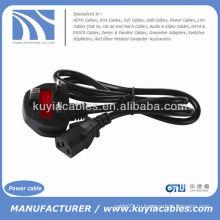3-контактный кабель питания компьютера Универсальный кабель для ПК Стандартный провод