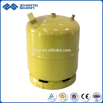 Tirelire 3 KG LPG Cylindre Sphérique Réservoir De Gaz Vente Top