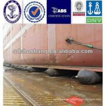 High quality inflatable barge launching rubber airbag manufacturer