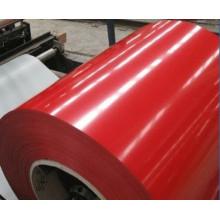 Bobines en acier pré-imprégnées de couleur différente (SGCC)