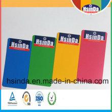 Revêtement en poudre coloré décoratif décoratif de qualité supérieure Ral