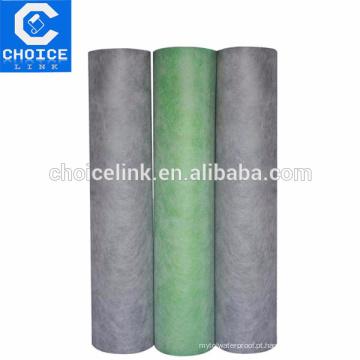 Alta camada de polietileno de impermeabilização de polietileno