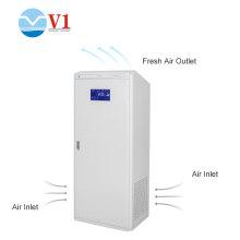 Плазменный очиститель воздуха для курительной комнаты