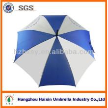 Neue Produkte für 2015 große blaue billige Regenschirm