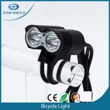 High Power Rechargeable Bicycle Front Light