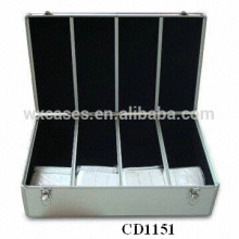 high quality&strong 800 CD disks aluminum CD case wholesale