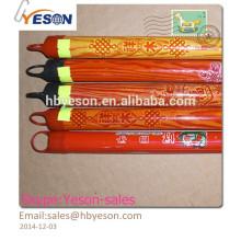 Хэбэй Yeson ПВХ покрытием деревянной ручкой метлой / шваброй стержень