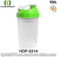 2017 Newly BPA Free Plastic PP Spider Shaker Bottle (HDP-0314)