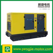 Gerador de diesel silencioso de 220kw alimentado com o motor da série Cummins Nta