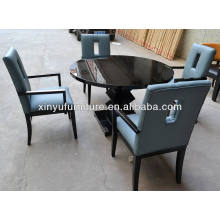 round restaurant tables and chairs prices XY0188