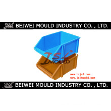 Customized Injection Plastic Work Bin Mould