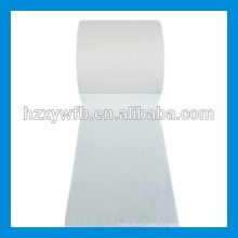 Cross Lapping/Parallel Spunlace Viscose Polyester Nonwoven Spunlace Fabric
