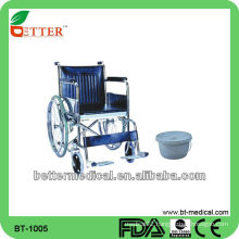 standard price wheelchair with commode